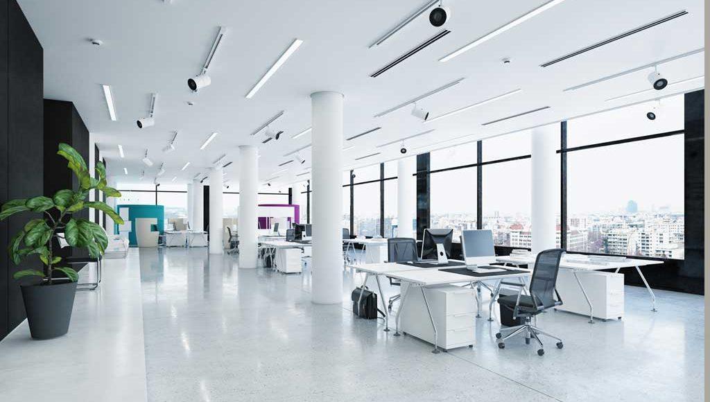 Čišćenje poslovnog prostora